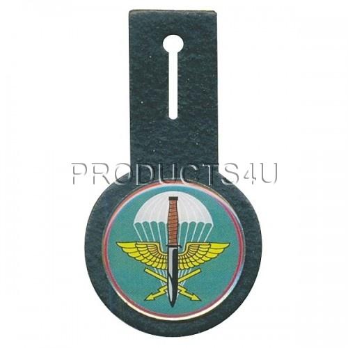 Kapsový odznak 102. Průzkumný prapor