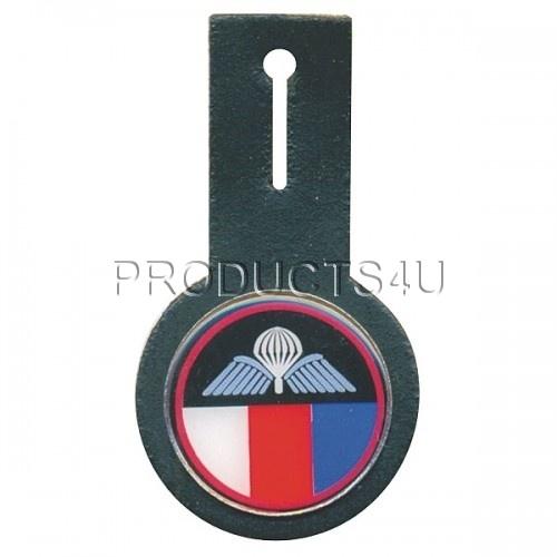 Kapsový odznak 43. Výsadkový prapor