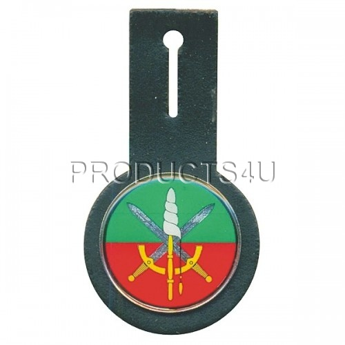 Kapsový odznak 73. Tankový prapor