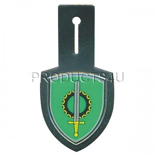 Kapsový odznak 141. zásobovací oddíl Pardubice