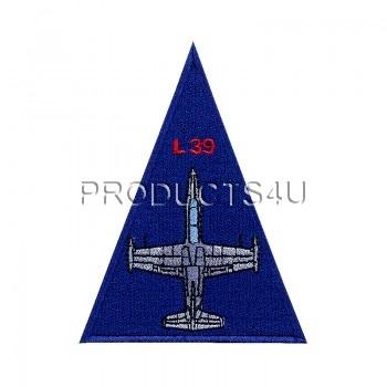 Nášivka L 39, barevná