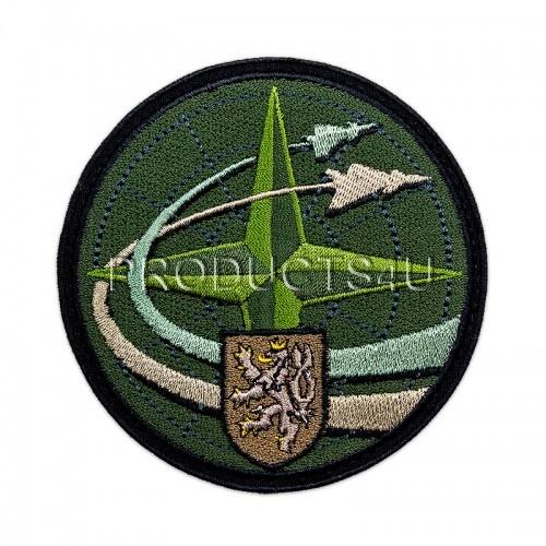 Patch - Středisko řízení a uvědomování CRC, SWAT