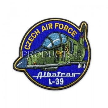 Nášivka CAF - L 39