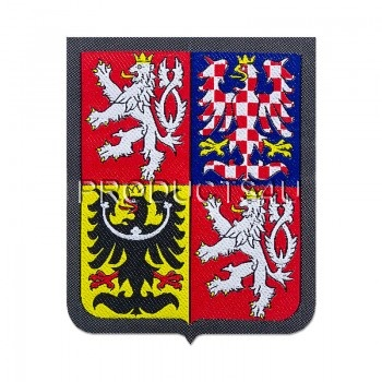 PATCH -  NATIONAL COAT OF ARMS, woven