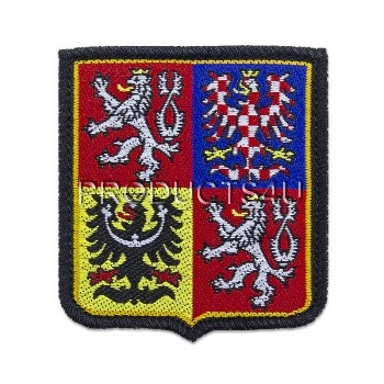 PATCH - NATIONAL COAT OF ARMS, woven, small