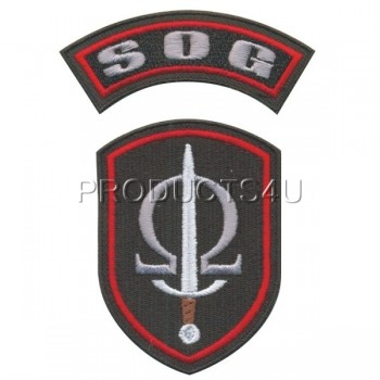PATCH -SOG, standard colors