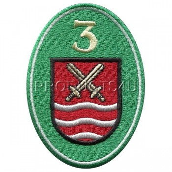 PATCH - 3. MECHANIZOVANÝ PRAPOR KV