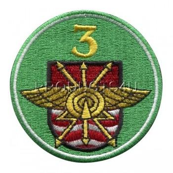PATCH - 3. SPOJOVACÍ PRAPOR KV