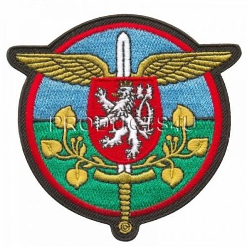 Nášivka Velitelství společných sil Olomouc, barevná