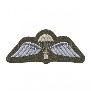 PATCH - JUMP WINGS RAF, shoulder