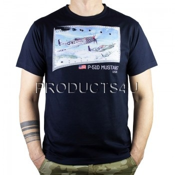 Triko P-51D MUSTANG.