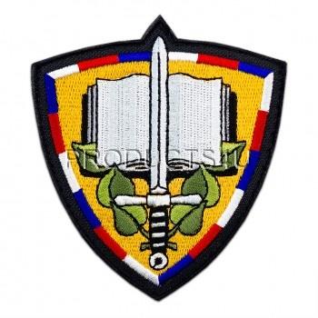 Nášivka Universita obrany Brno, barevná