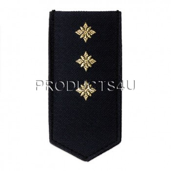 RANK - CUSTOMS ADMINISTRATION, First Lieutenant