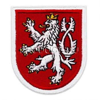 PATCH - SMALL COAT OF ARMS CR