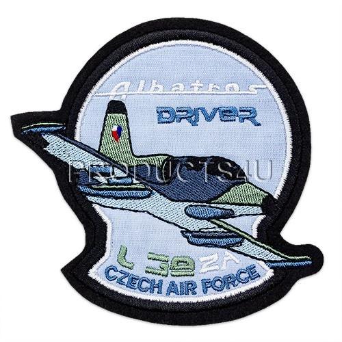 Nášivka Albatros Driver