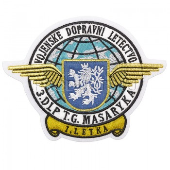 PATCH - 3. DLP T.G. MASARYKA, 1. LETKA