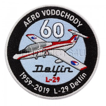 PATCH - DELFÍN L-29, 1959-2019