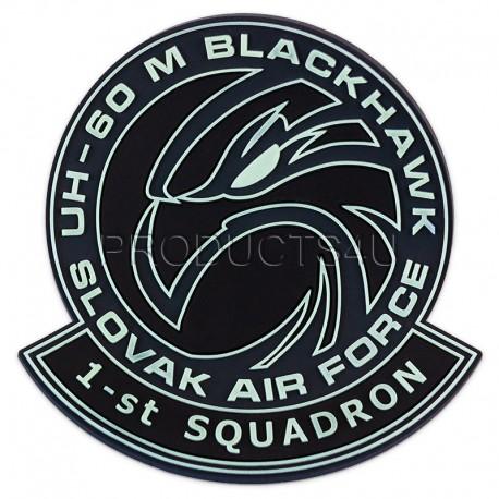 PATCH - SAF, UH-60 M BLACKHAWK, fluo.