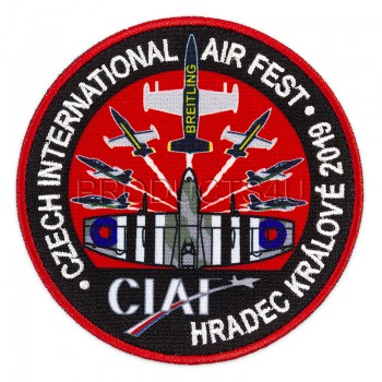 PATCH - CZECH INTERNATIONAL AIR FEST 2019