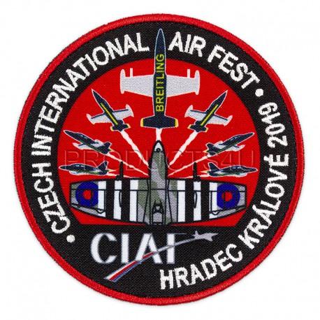 PATCH - CZECH INTERNATIONAL AIR FEST 2019