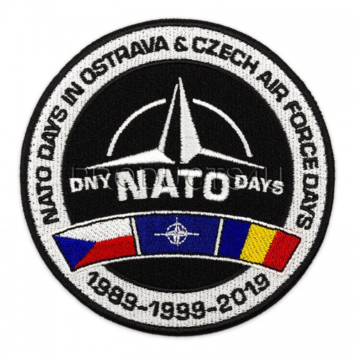 copy of PATCH - NATO DAYS 2018