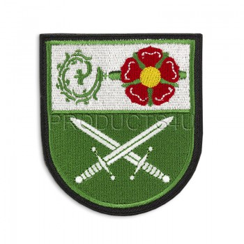 PATCH - PROVING GROUND BOLETICE, standard colors