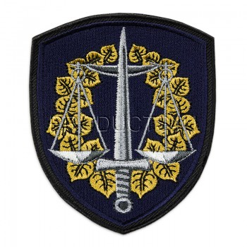 PATCH - AIR FORCES LAW DEPARTMENT, standard colors