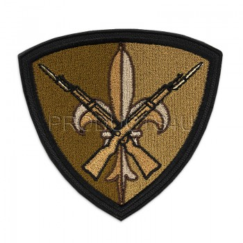 Patch - 72. Mechanizovaný prapor, desert