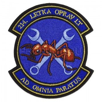 Patch -  214th Aircraft Repair Squadron