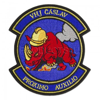Patch -  VHJ ČÁSLAV