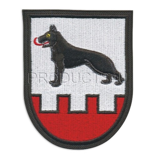 copy of Patch - 72. Mechanizovaný prapor, desert