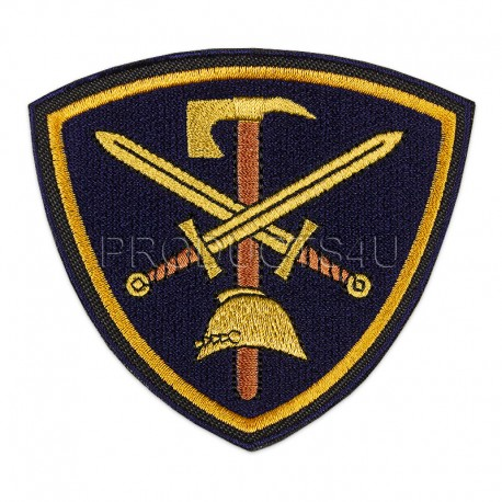 PATCH - ARMY FIREFIGHTERS