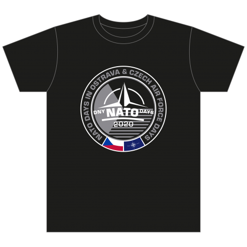 copy of LADIES' T-SHIRT - NATO DAYS 2019