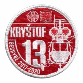 PATCH - KRYŠTOF BECHYNĚ 2017-2020, anniversary