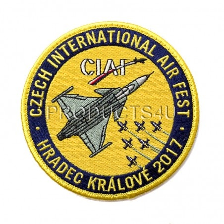 PATCH - CZECH INTERNATIONAL AIR FEST 2017