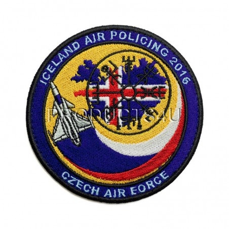 PATCH - ICELAND AIR POLICING 2016