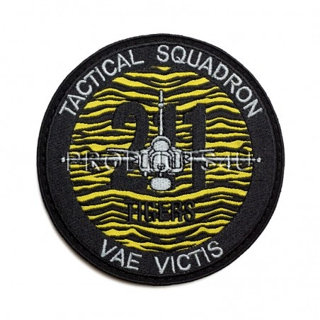 PATCH - FAN211SQN COLLECTION - 211 TIGERS