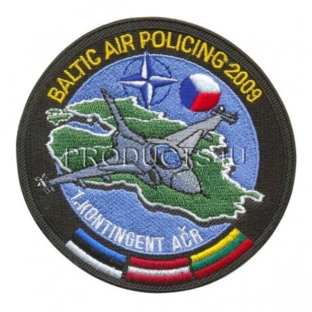 Patch - BALTIC AIR POLICING 2009