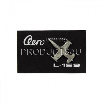 Odznak L-159 stříbrný