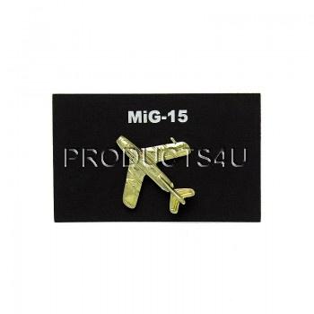 Odznak MiG-15 zlatý