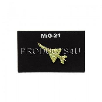 Odznak MiG-21 zlatý