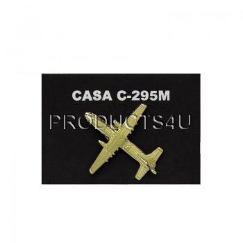 Odznak CASA C-295M zlatý