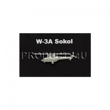 Odznak W-3A SOKOL stříbrný