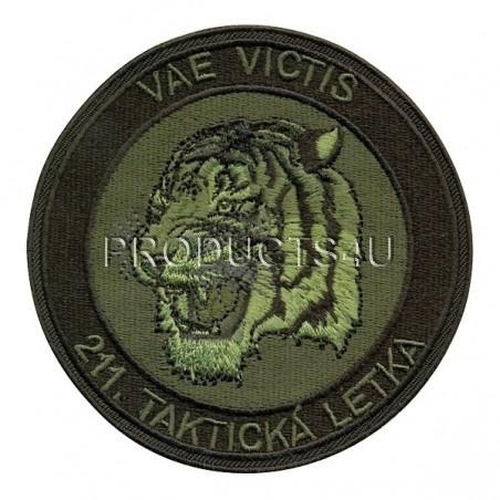 PATCH - 211. TAKTICKÁ LETKA - VAE VICTIS - SWAT