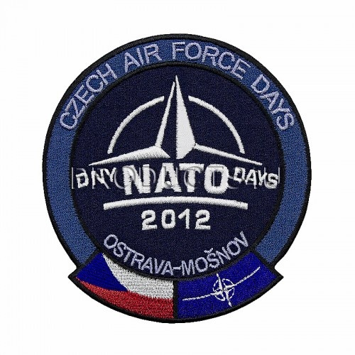 Patch - NATO DAYS 2012