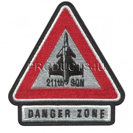 PATCH DANGER ZONE