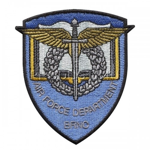 Patch - Air Force Department, standard colors