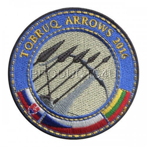Patch - Exercise Tobruq Arrows 2016