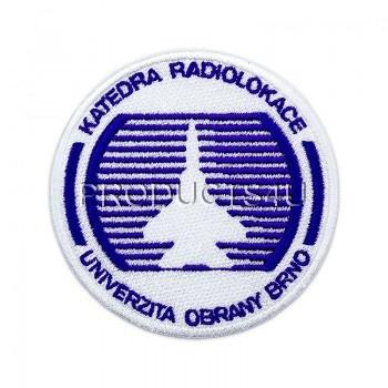 Nášivka UO, katerdra radiologie, barevná