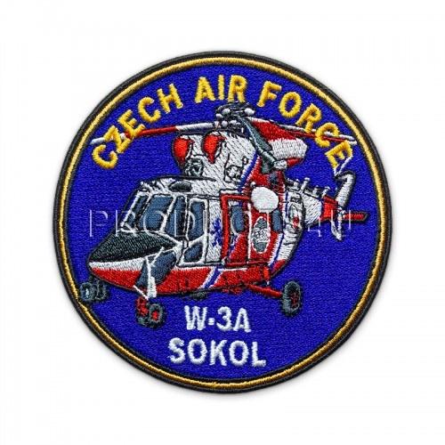 Patch - CZECH AIR FORCE - W-3A SOKOL